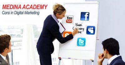 medina academy - corsi i social media marketing