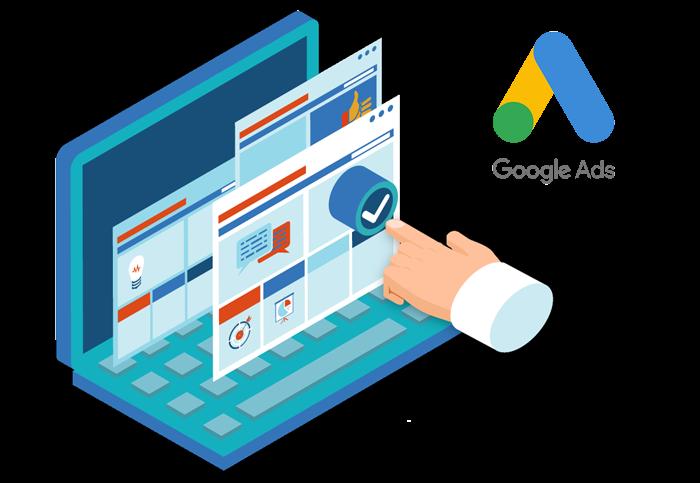 google ads, campagne mirate - agenzia certificata